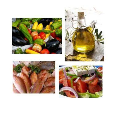 Comment préparer des repas du régime crétois ?