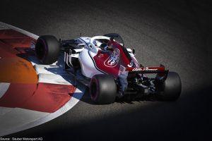 Alfa Romeo s'impose chez Sauber
