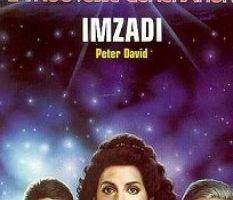 Imzadi [roman Star Trek] [critique éclair]