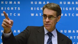 HRW - Egypt: Human Rights Watch Delegation Refused Entry