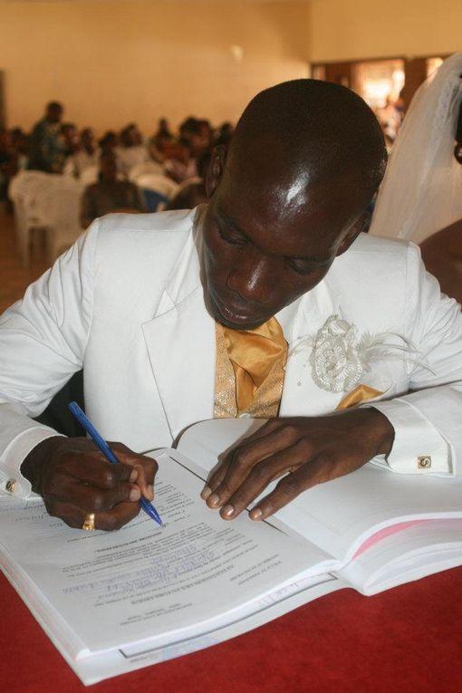 Mariage a Abidjan