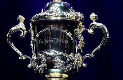 Le Tirage au sort de la Coupe du Monde de Rugby 2023 le 14/12 en direct sur TMC !