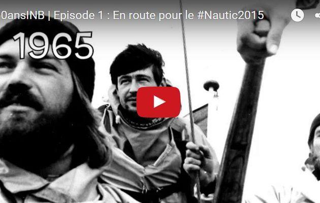 VIDEO - l'INB fête ses 50 ans sur le Nautic de Paris
