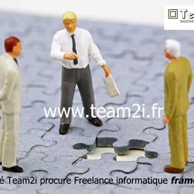 Recherche Freelance developpeur informatique : FrameWork