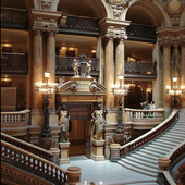 Des escaliers de rêve