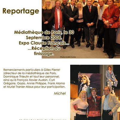 Média-Vip-Infos Michel Richard Octobre 2008
