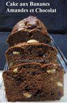 Cakes à la Banane trop Mûre, Chocolat et Amandes ...