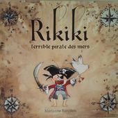 Rikiki Terrible pirate des mers. Marianne BARCILON. (Dès 5 ans) -