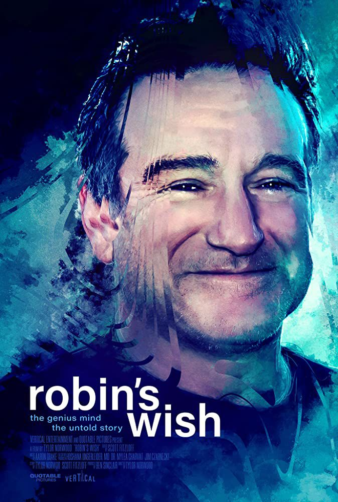Robin's Wish (BANDE-ANNONCE) Documentaire de Tylor Norwood