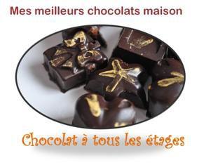 Vos meilleures recettes de chocolats maison la récap
