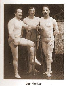 Le Grand Cirque Monbar (1918-1937)