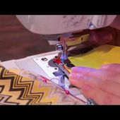 How to Use an Adjustable Zipper Foot