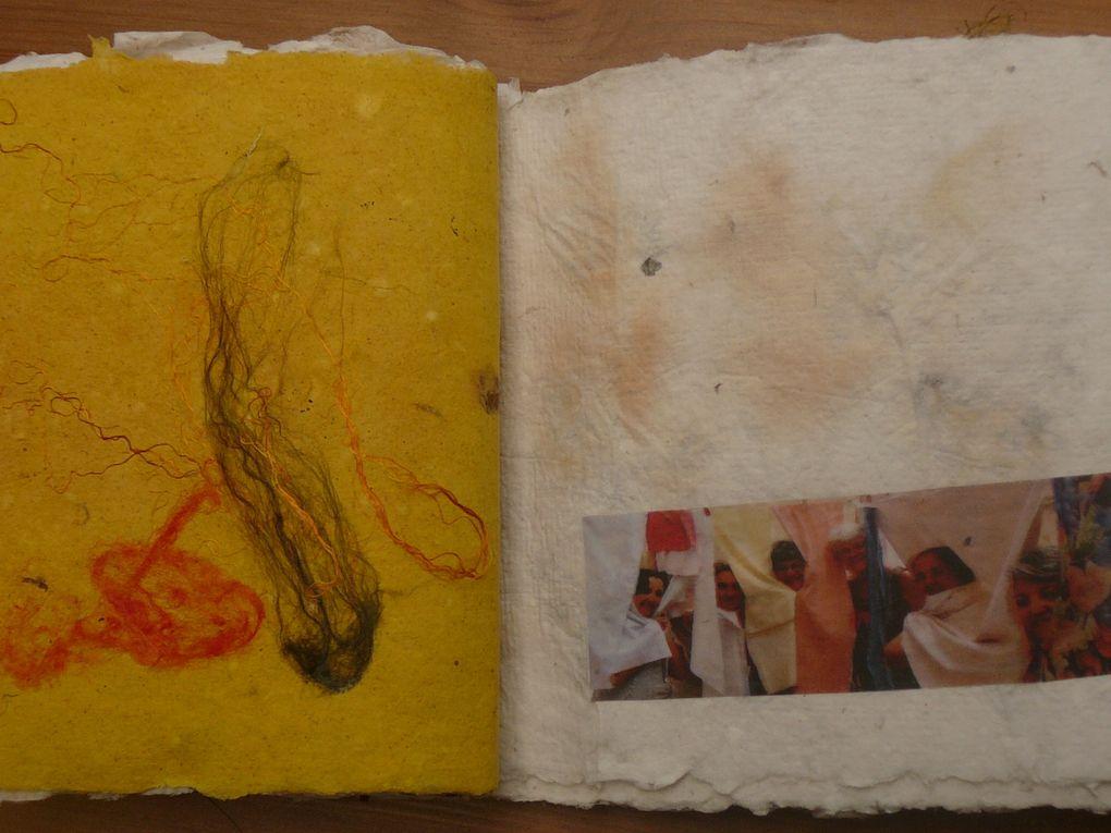 carnet de voyage à Azemmour , textures, parfum du Maroc
