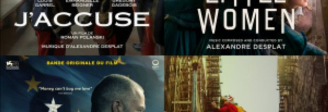 Les nominations des 20èmes World Soundtrack Awards