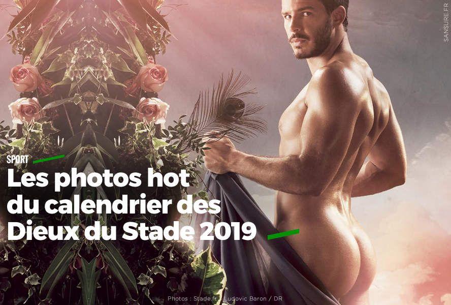 Les photos hot du calendrier des Dieux du Stade 2019 (diaporama et vidéos) #DieuxDuStade