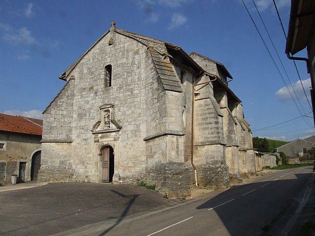 Diaporama église fortifiée de Sepvigny