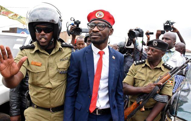 Bobi Wine: « Nous sommes dans un pays qui se trouve en zone de guerre »