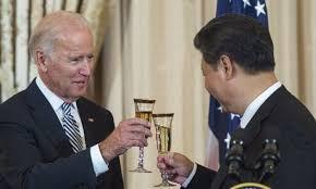 Rapport sur les activités de #Biden avec la Chine