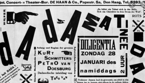 Dada et surréalisme : l'échec d'un dépassement - par Raoul Vaneigem