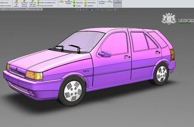 1/18 : La Fiat Tipo (1988 - 1995) arrive en miniature