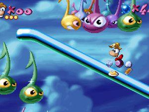 Le premier Rayman débarque sur l'APP STORE