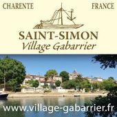 Saint-Simon Village Gabarrier | Charente, France