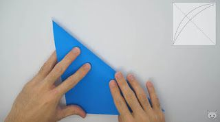how to do origami step by step for beginners