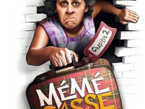 Mémé Casse-Bonbons au Théâtre des Blancs Manteaux
