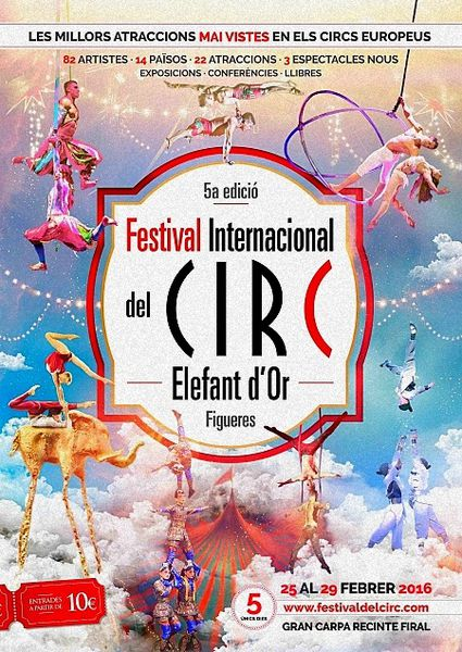 Les plus importants festivals de cirque aujurd'hui