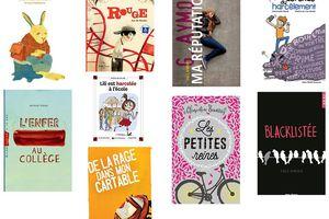 Harcèlement scolaire - Des livres pour comprendre, dialoguer, avancer