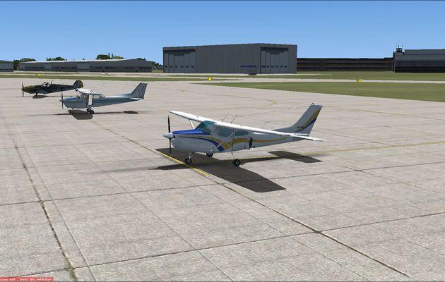 On connaît la date du rapatriement du Cessna 182RG F-FRED...