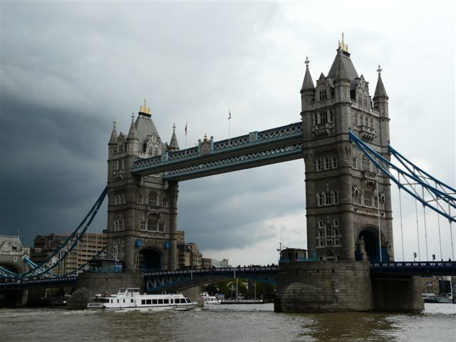 Album - London en avril 2012