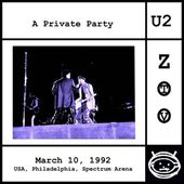 U2 -ZOO TV Tour -10/03/1992 -Philadelphie -USA -The Spectrum - U2 BLOG