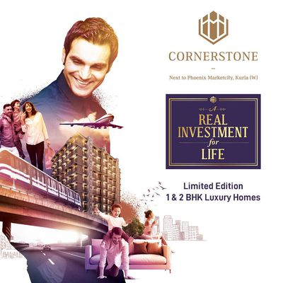 SB group Cornerstone Kurla West @ 7738678013 | Find price, location, floor plans, rates, Brochure Reviews