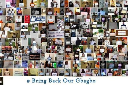 Des #BringBackOurGbagbo par centaines !