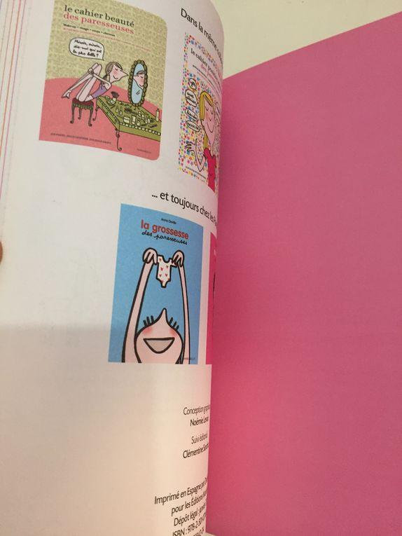 le cahier de grossesse des paresseuses  marabout sur charlotteblablablog