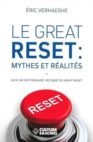 Le Great Reset: mythes et réalités, d'Éric Verhaeghe