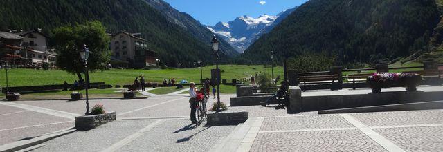 Le Val de Cogne en Val d'Aoste (Italie)