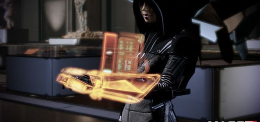 Mass Effect Savaged — les OmniTech