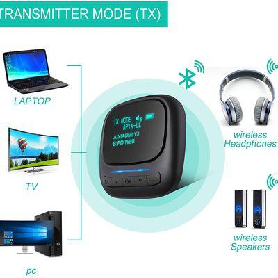 Vous souhaitez Ajouter le Bluetooth à tous vos appareils Audio ? : Transmetteur Recepteur Bluetooth Amazon