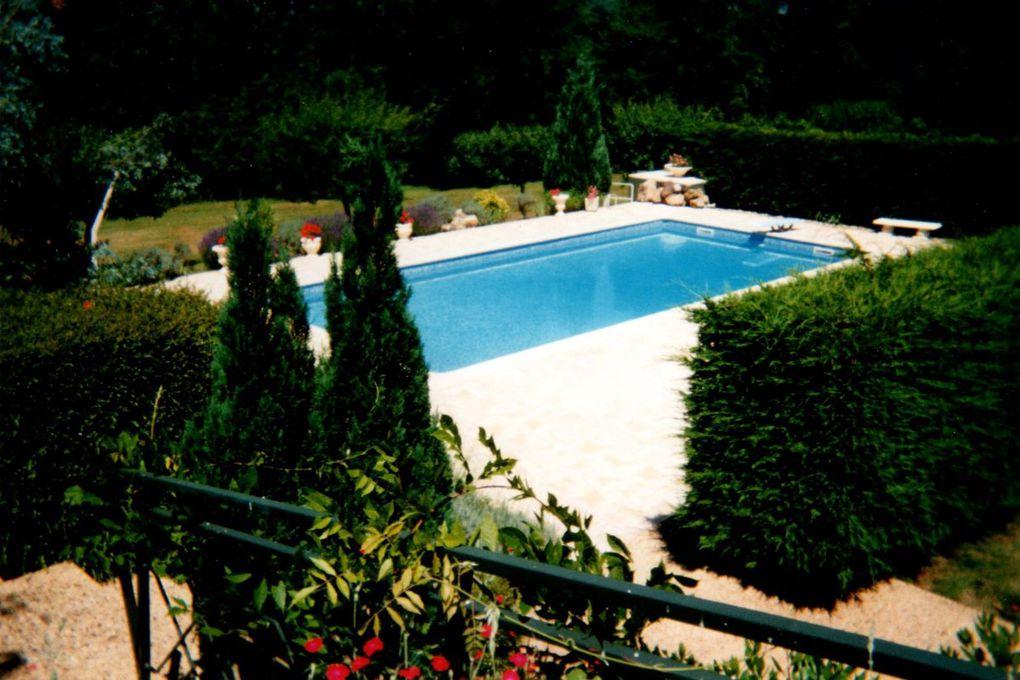 gites, meublés, chambres d'hôtes, hôtels, campings, hébergements de groupes autour de Neuvic en Dordogne Périgord
