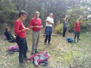 Mercredi 17 octobre : La Motte Chalancon
