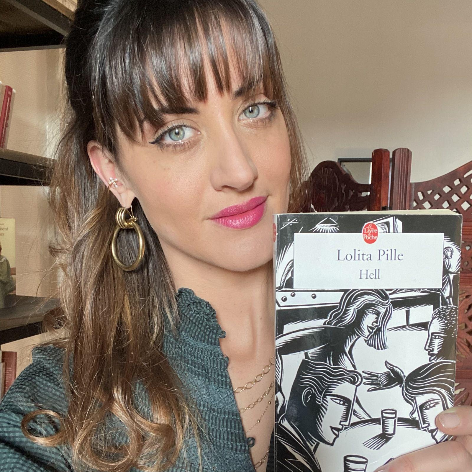 Interview livresque avec Agathe Ruga ( Agathe the Book)