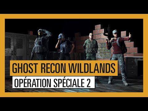ACTUALITE : La mise à jour gratuite du jeu #GhostReconWildlands « Opération Spéciale 2 » sera disponible le 24 juillet