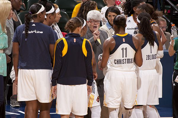 WNBA: Indiana Fever domine Seattle Storm