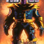 Thanos : Le retour de Thanos - BD, informations, cotes