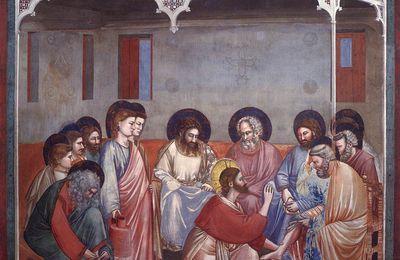 L'absence du récit de l'institution de l'Eucharistie dans l'évangile de Jean