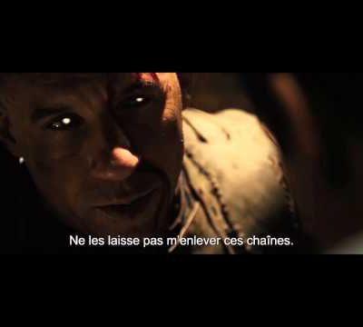Riddick (Vin Diesel) - Bande annonce Teaser VOST