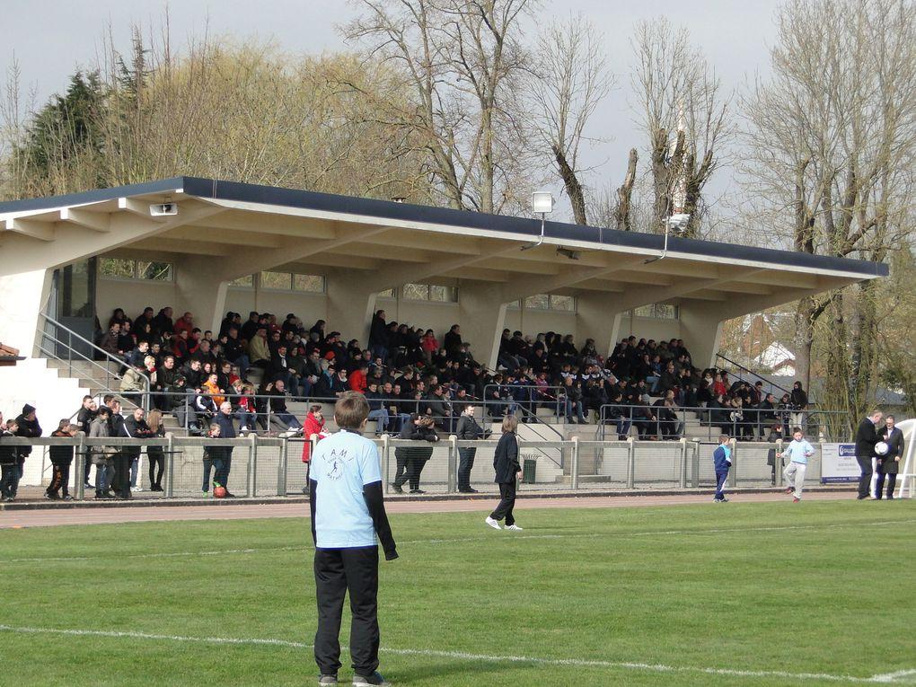Rencontre du Variétés Club de France a Albert - 22 mars 2015