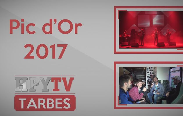 HPyTv Live | For The Hackers, gagnant du Pic d'or 2017